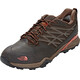 The North Face Hedgehog Hike GTX Shoes Men Demitasse Brown/Tibetan Orange
